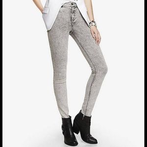 🐞Express High Rise Legging Jeans